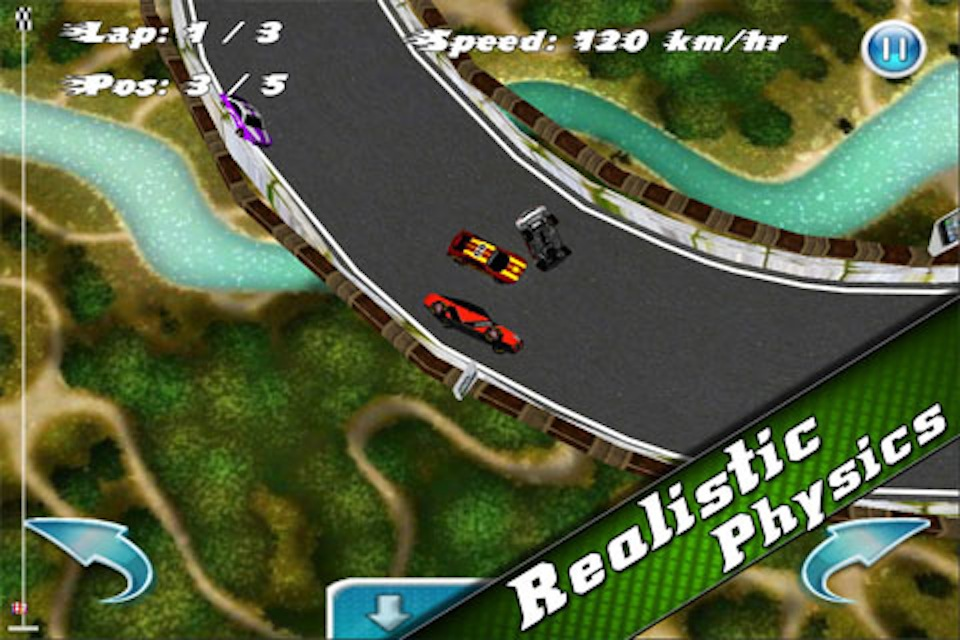 Screenshot Extreme Rally ( 3D Free Racing Games )