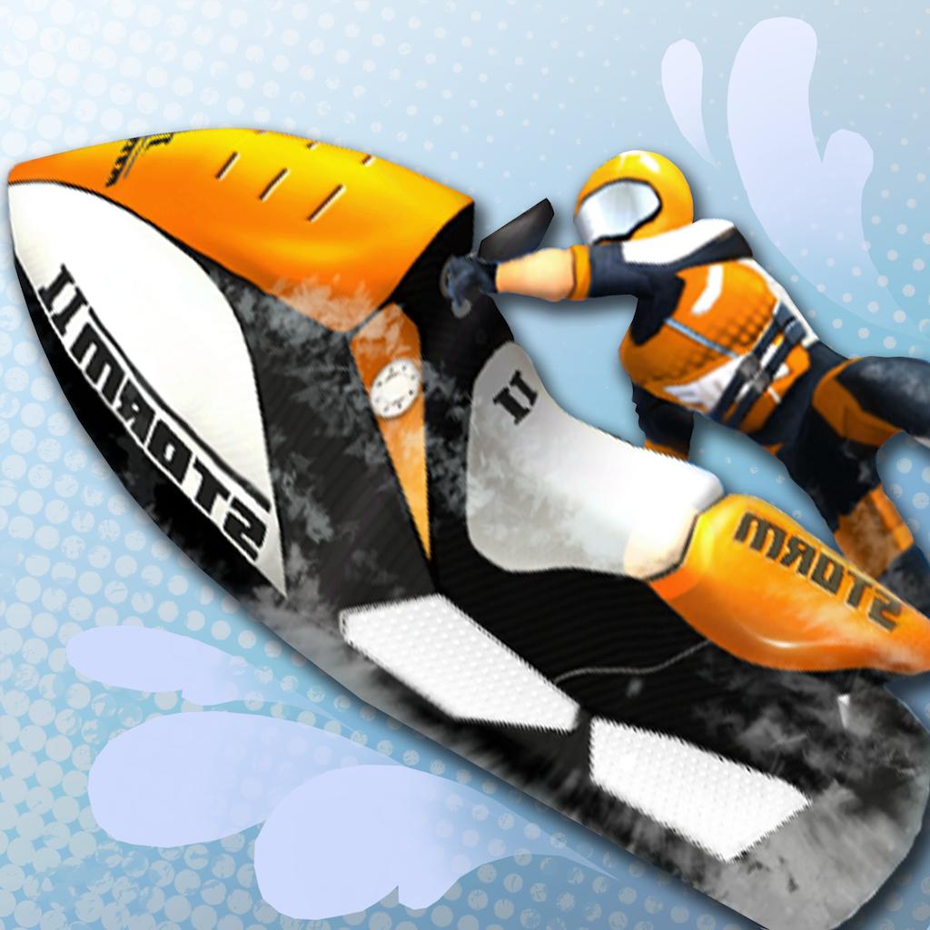 Aqua Moto Racing 2 iOS